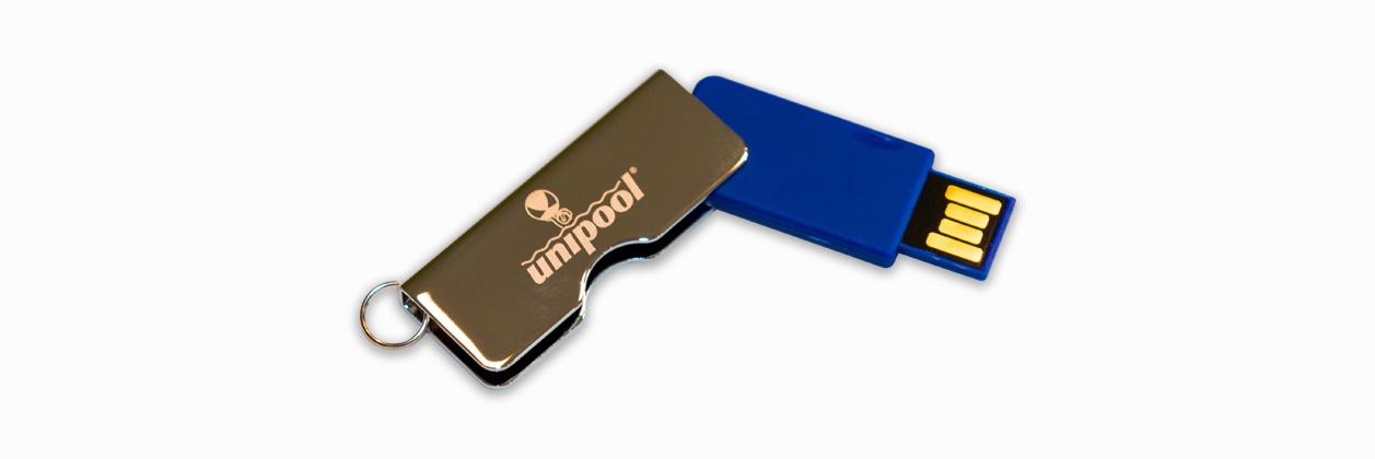 Full-Service-Werbeagentur: Werbemittel - USB-Stick
