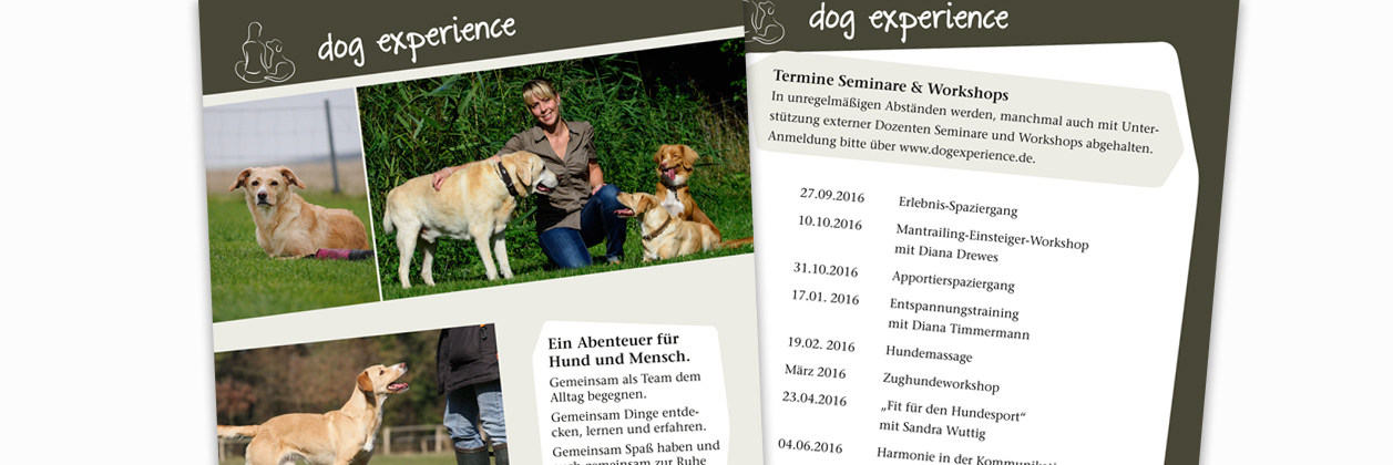 Full-Service-Werbeagentur: Print – Flyer