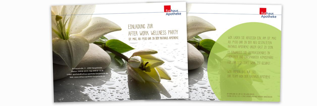 Full-Service-Werbeagentur: Einladungen