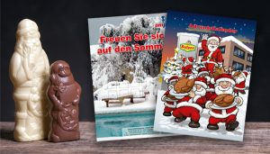 Werbemittel Adventskalender